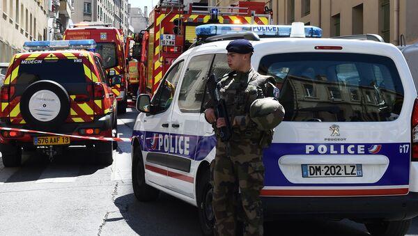 Спецслужбы в Марселе. Архивное фото