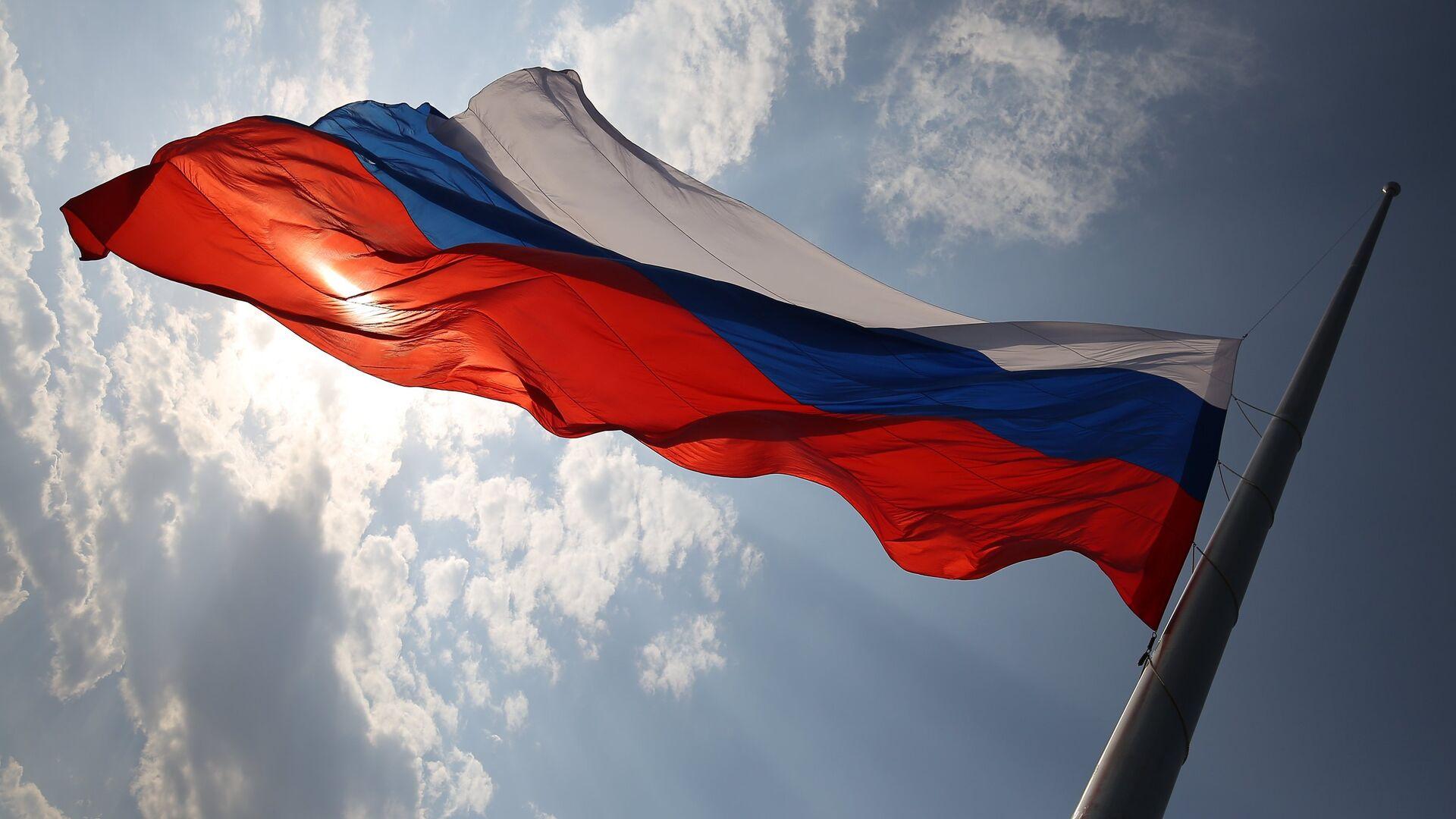 Празднование Дня Государственного флага РФ в Краснодаре - РИА Новости, 1920, 25.12.2020