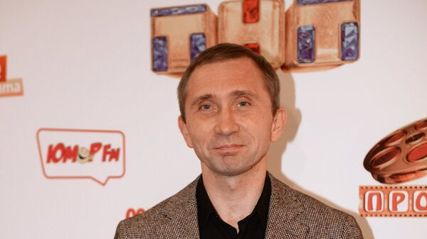 Резидент Comedy club Дмитрий Грачев. Архивное фото