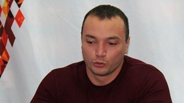 Чемпион мира и Европы по пауэрлифтингу Андрей Драчев. Архивное фото