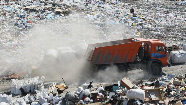 В Сергиево-Посадском районе пресекли незаконное складирование отходов