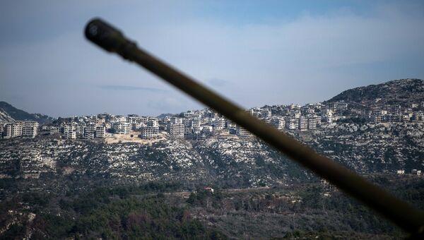 Провинция Идлиб в Сирии