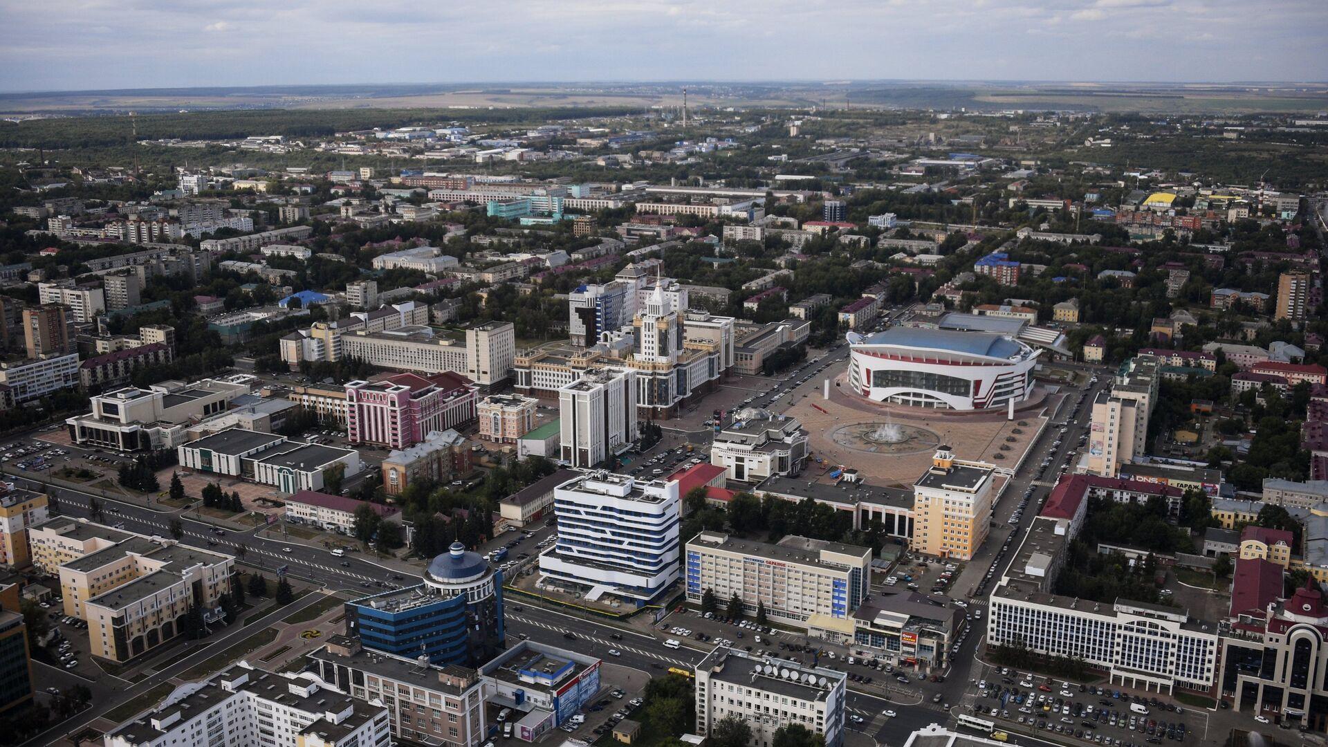 Площадь Тысячелетия в Саранске - РИА Новости, 1920, 01.10.2020