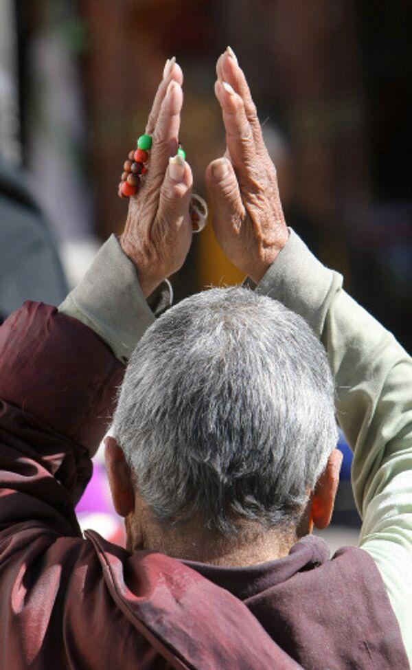 Тибет отмечает новый праздник - День отмены крепостного права