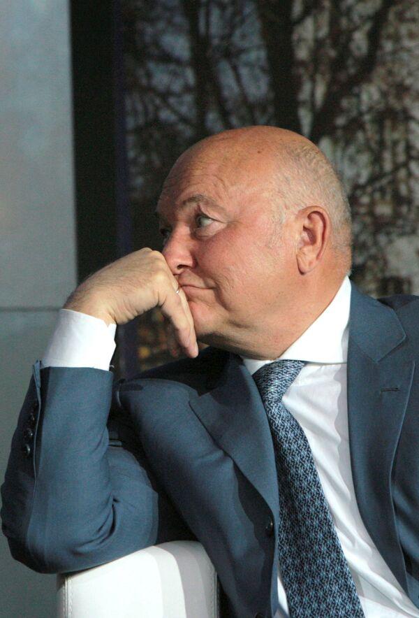 Юрий Лужков стал почетным гражданином украинского города Северодонецк