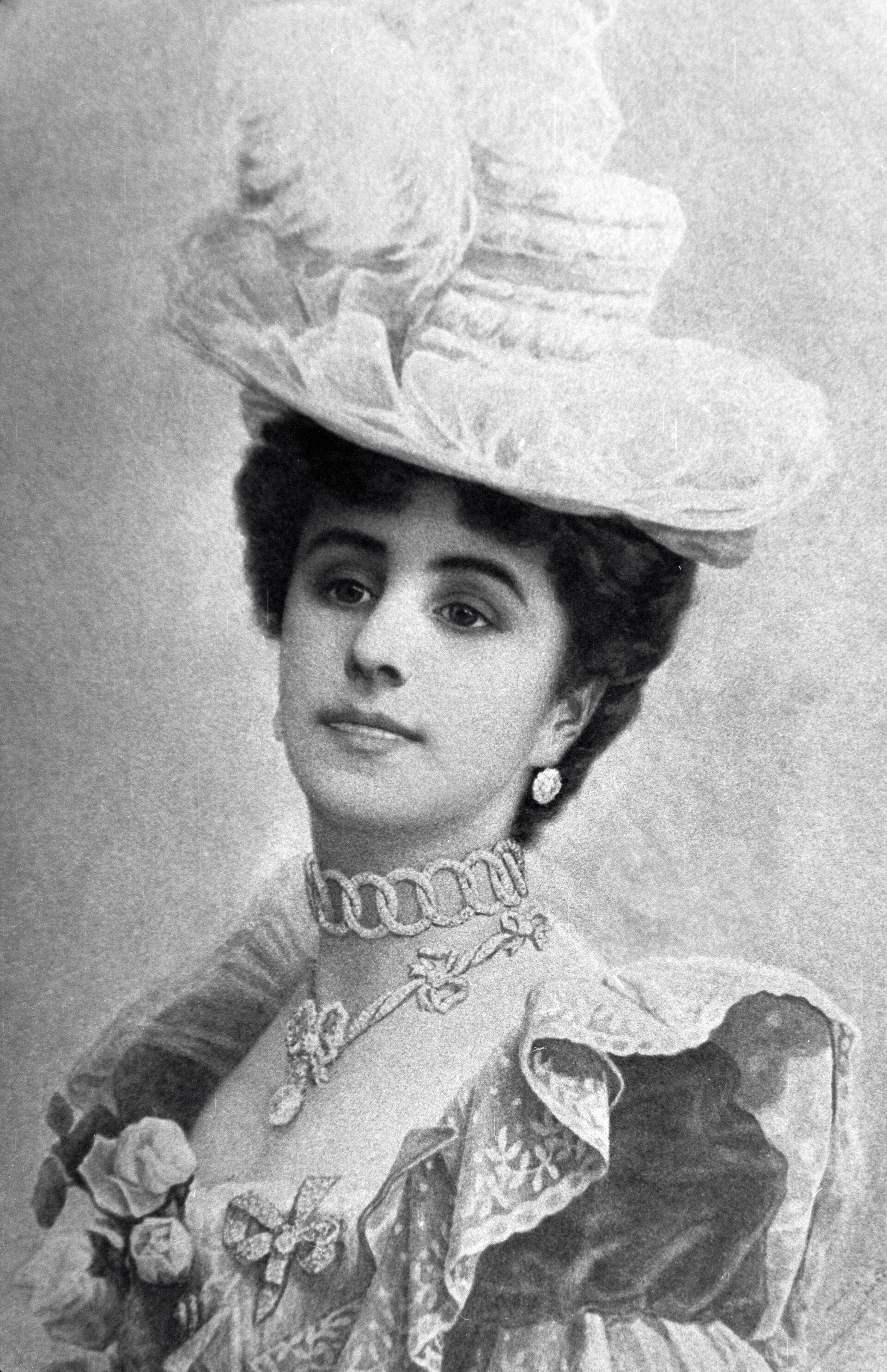 Балерина Матильда Кшесинская. 1900 год - РИА Новости, 1920, 30.03.2021