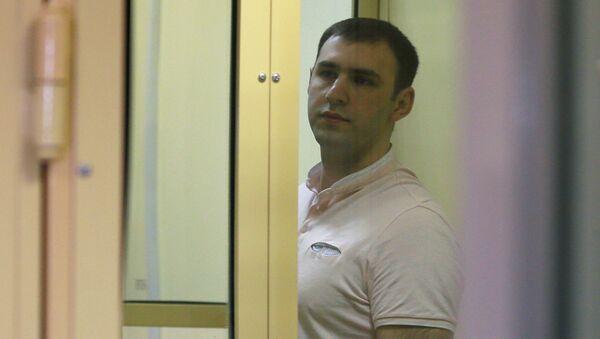 Шота Элизбарашвили, обвиняемый в пособничестве Амирану Георгадзе. Архивное фото