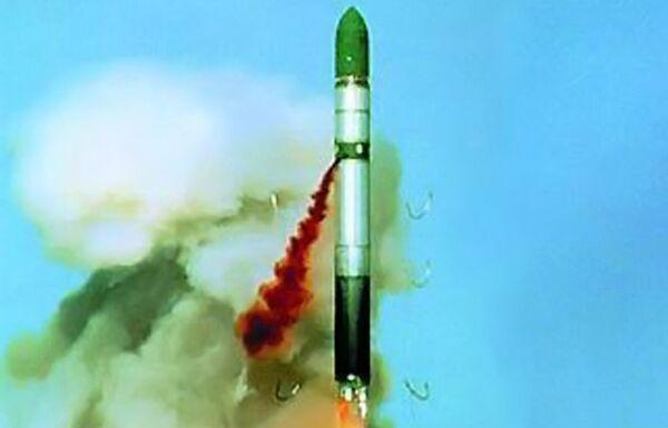 Баллистическая ракета РС-20 Воевода