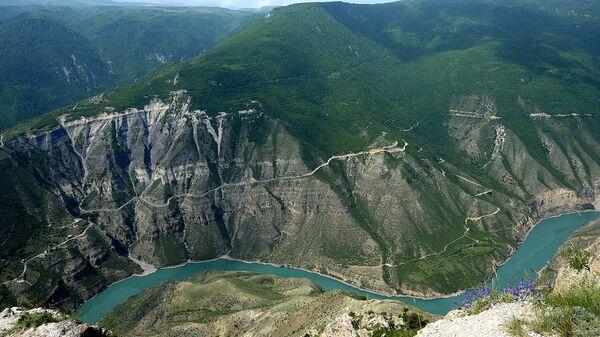 В Дагестане создадут лиманно-плавневый комплекс Сулакская лагуна