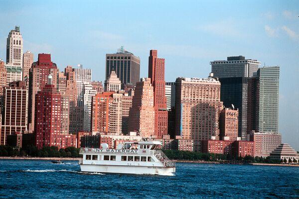 Нью-Йорк. Манхэтен