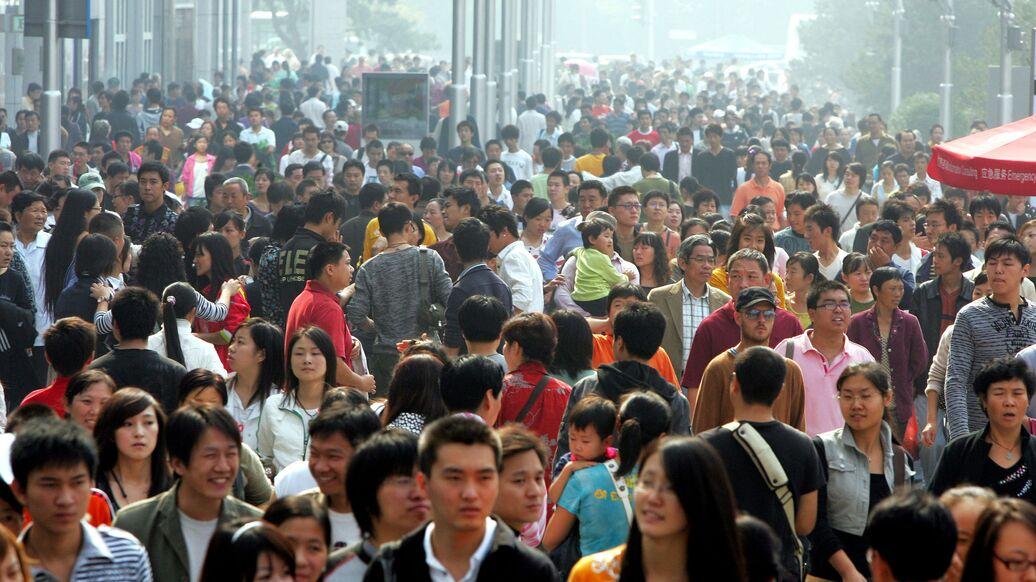 Население Китая превысило 1,4 миллиарда человек - РИА Новости ...