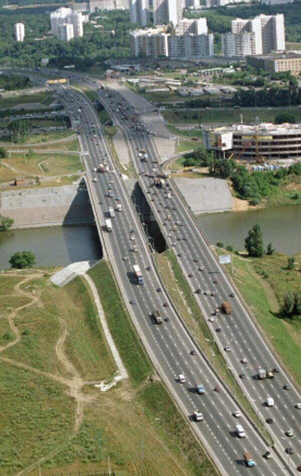 Восточный Тушинский мост
