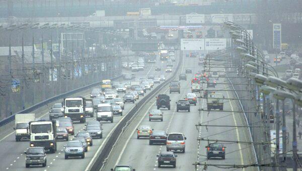 Туман может спровоцировать серьезные ДТП в Москве и Подмосковье