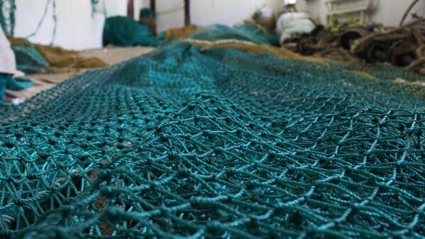 Рыбный промысел на Дальнем Востоке. Архивное фото