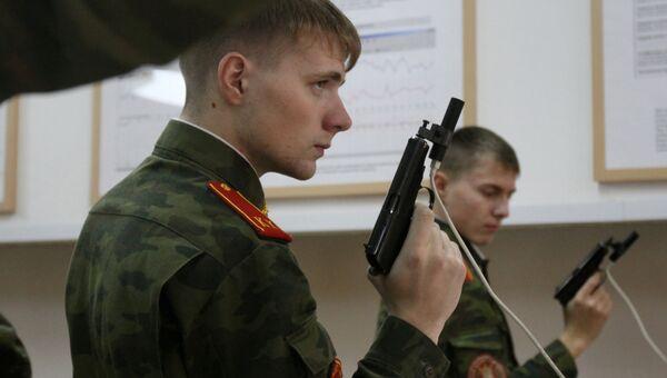 Воспитанники кадетского корпуса. Архивное фото