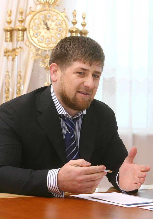 Рамзан Кадыров назвал Закаева хамелеоном и болтуном