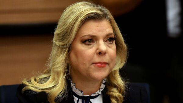 Жена премьер-министра Израиля Сара Нетаньяху