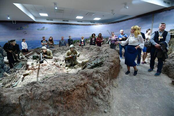 Музейный комплекс Победа