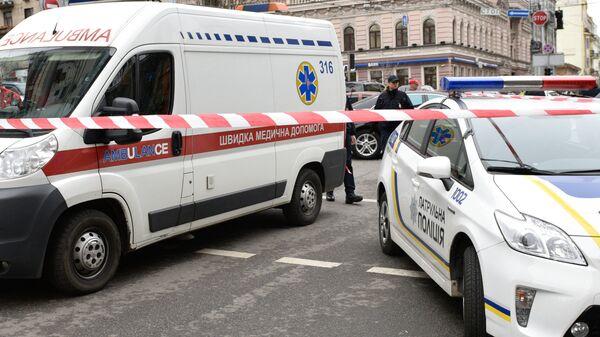 Автомобили экстренных служб в Киеве