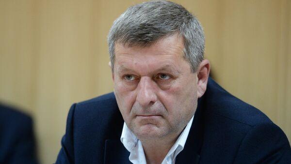 Заместитель Председателя Меджлиса крымскотатарского народа Ахтем Чийгоз. Архивное фото