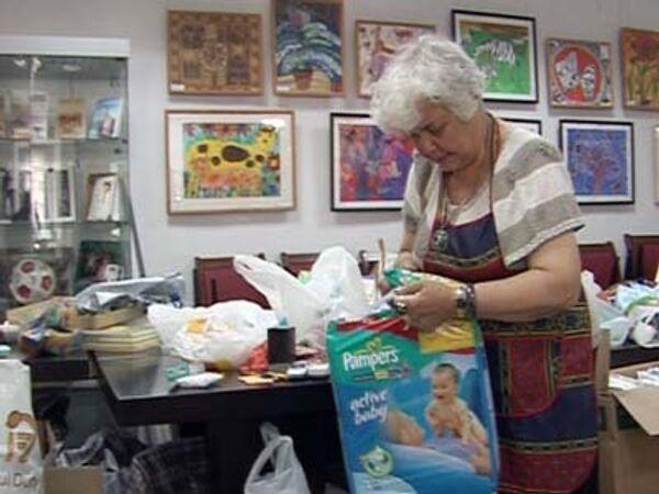 Нет чужой беды. В Москве собирают гуманитарный груз в Осетию