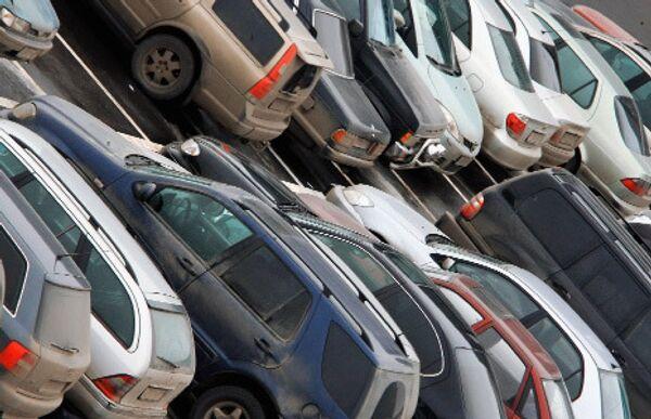 Автомобильные парковки