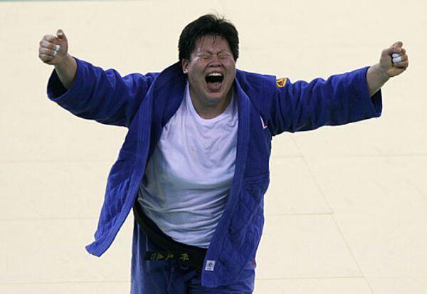 Дзюдоистка Тон Вэнь завоевала 24-е золото для сборной Китая в Пекине