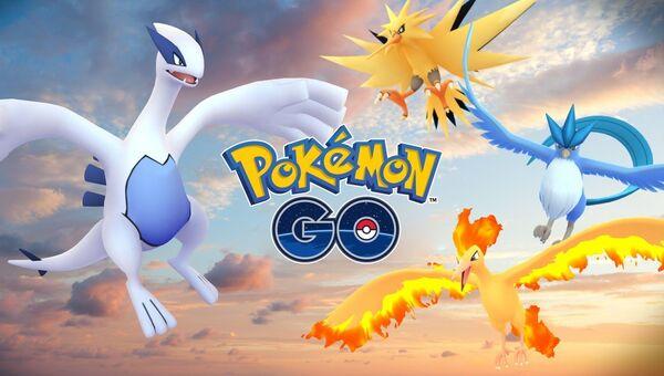 Игра Pokemon Go. Архивное фото