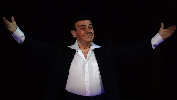 Оперный певец Зураб Соткилава. Архивное фото