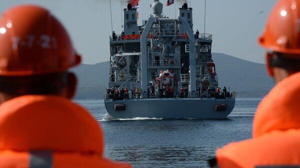 Боевой корабль ВМС Китая. Архивное фото
