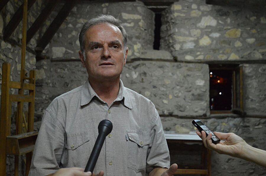 Мэр города Велес Славчо Чадиев