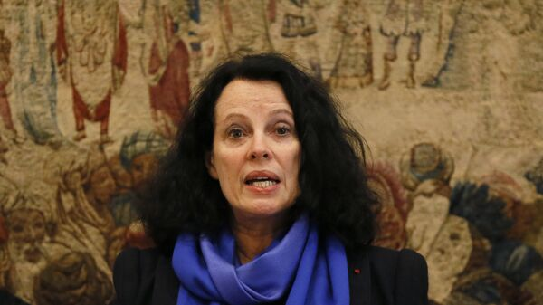 Посол Франции Сильви Берманн