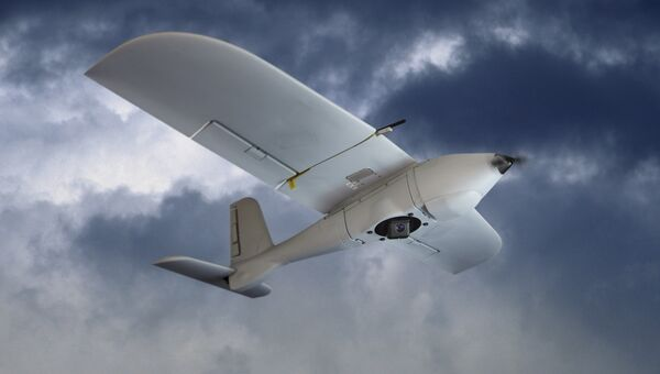 Беспилотный летательный аппарат Lockheed Martin Desert Hawk III