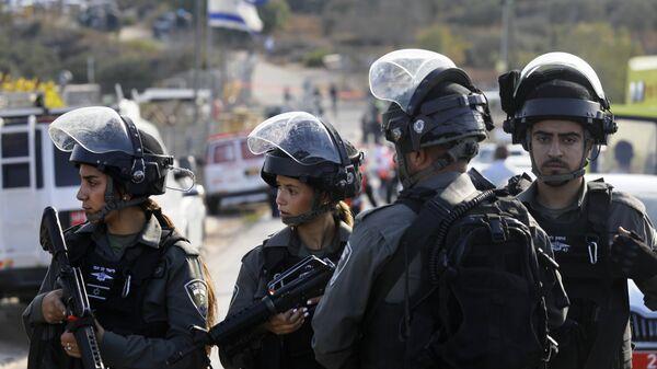 Израильская пограничная полиция