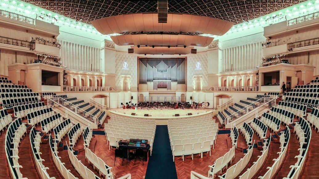 Московская филармония начинает прямые трансляции концертов без ...