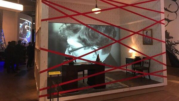 Выставка музея Виктории и Альберта в Лондоне