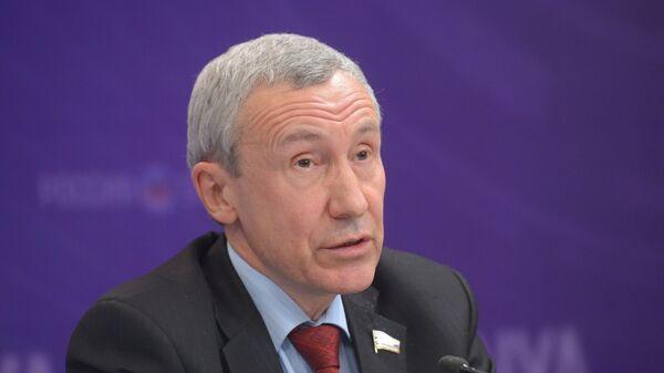 Замсекретаря генсовета Единой России Андрей Климов