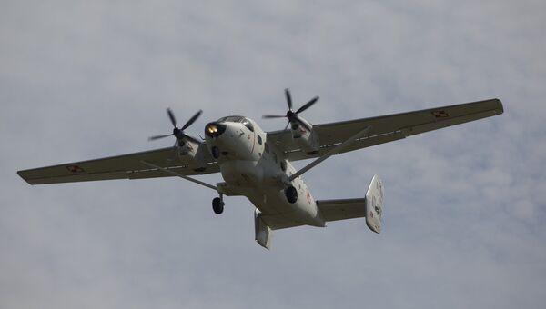 Самолет Ан-28. Архивное фото