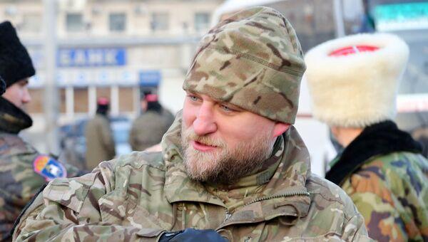 Донской казак Роман Заболотний. Архивное фото