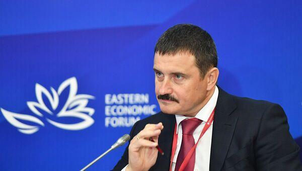 Восточный Экономический форум. День первый