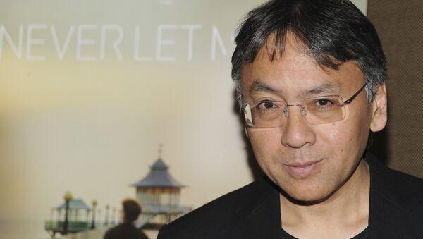 Британский писатель японского происхождения Кадзуо Исигуро