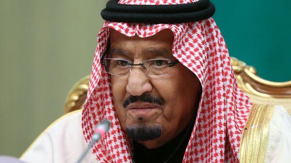 Король Саудовской Аравии Сальман бен Абдель Азиз аль Сауд. Архивное фото