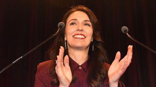 Лидер Лейбористской партии Новой Зеландии Джасинда Ардерн