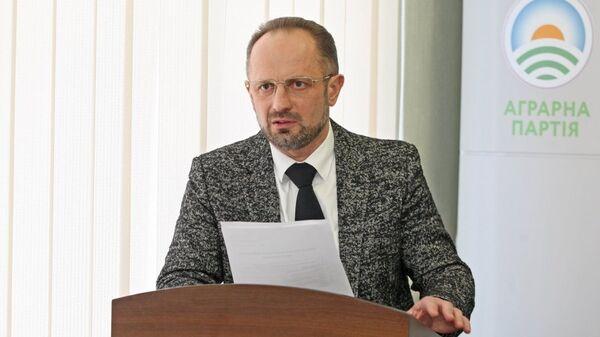 Украинский политик Роман Бессмертный