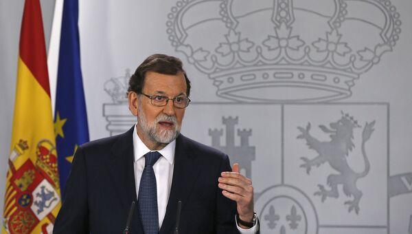 Премьер-министр Испании Марианно Рахой. Архивное фото