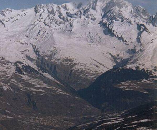 Альпы, Монблан