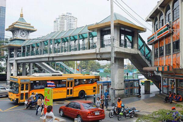 Таиланд, Бангкок. Архив