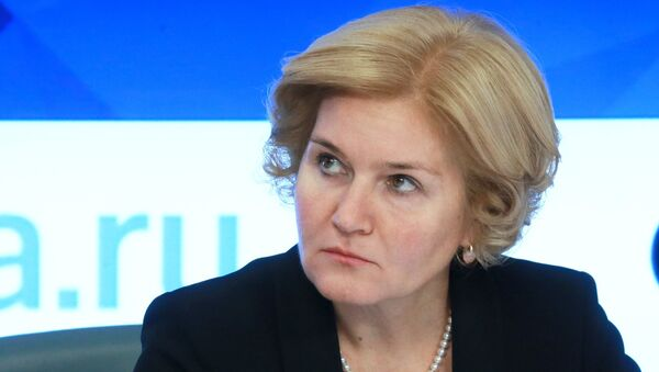 Заместитель председателя правительства России Ольга Голодец. Архивное фото