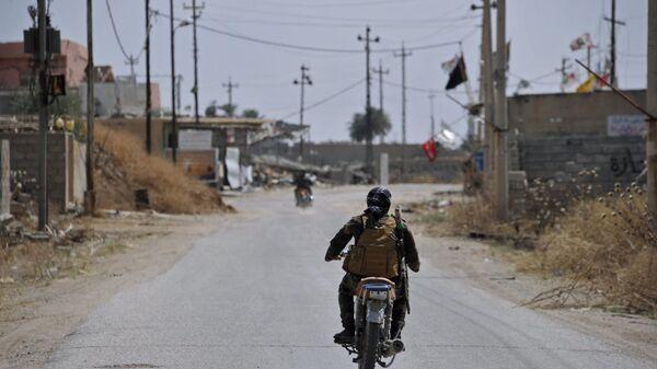 Деревня Башиир в иракской провинции Киркук