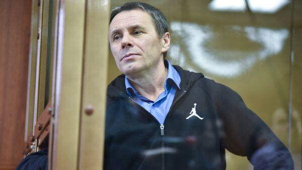 Александра Ламонов в Мосгорсуде. Архивное фото